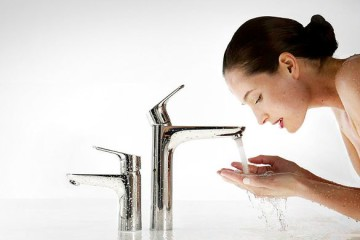 The Hansgrohe Faucet:  Meet Luxurious