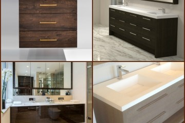 Four Best Vanity Options to Complement Your Bathroom